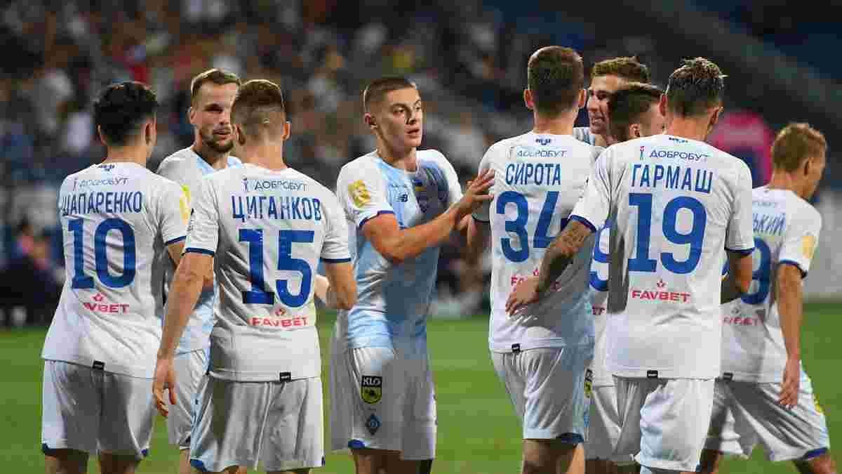 Єдина команда Києва: Динамо презентувало ефектний ролик перед стартом Ліги чемпіонів