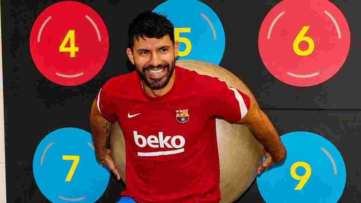 Агуеро не вважає Барселону фаворитом Ліги чемпіонів – Динамо все ж варто остерігатись