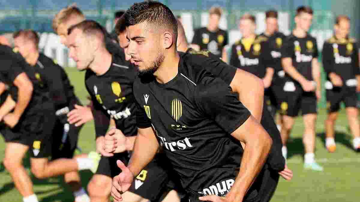 Костевич не поможет Руху в сентябре – арендованный защитник Динамо никак не оправится от травмы
