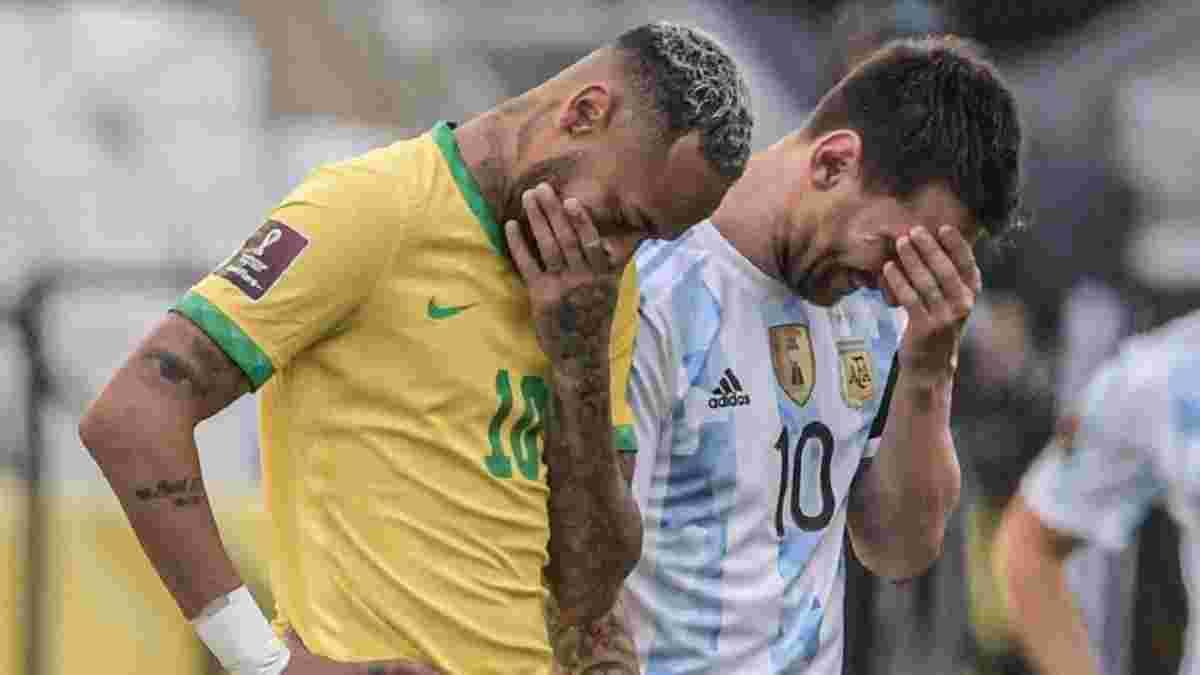 ПСЖ не включил Месси, Неймара и еще двух аргентинцев в заявку на матч Лиги 1