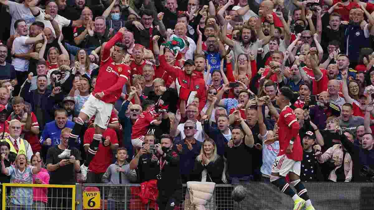 Манчестер Юнайтед с феерическим возвращением Роналду разгромил Ньюкасл, Челси благодаря дублю Лукаку одолел Астон Виллу