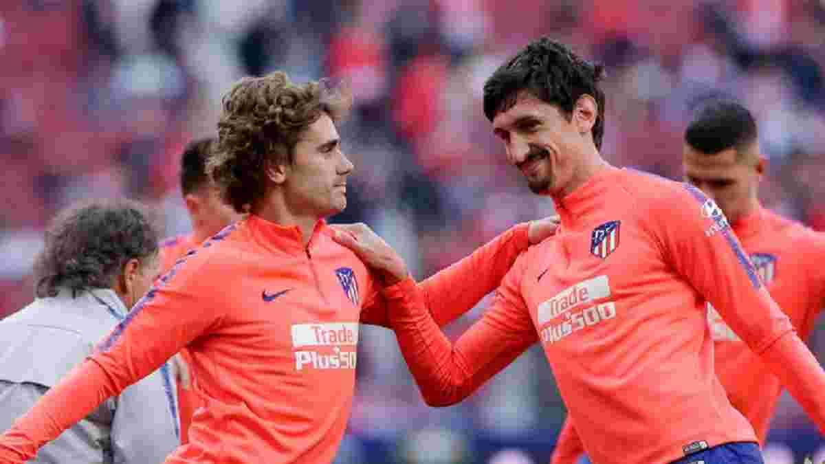 Атлетіко призначив нового капітана на вакантне місце Сауля