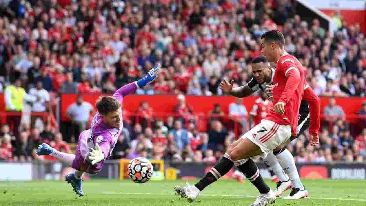 Казковий камбек Роналду у відеоогляді матчу Манчестер Юнайтед – Ньюкасл – 4:1