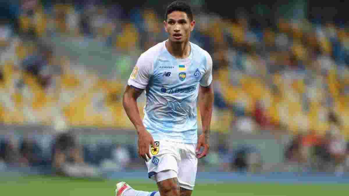 Ерік Рамірес захворів на COVID-19 у розташуванні національної збірної