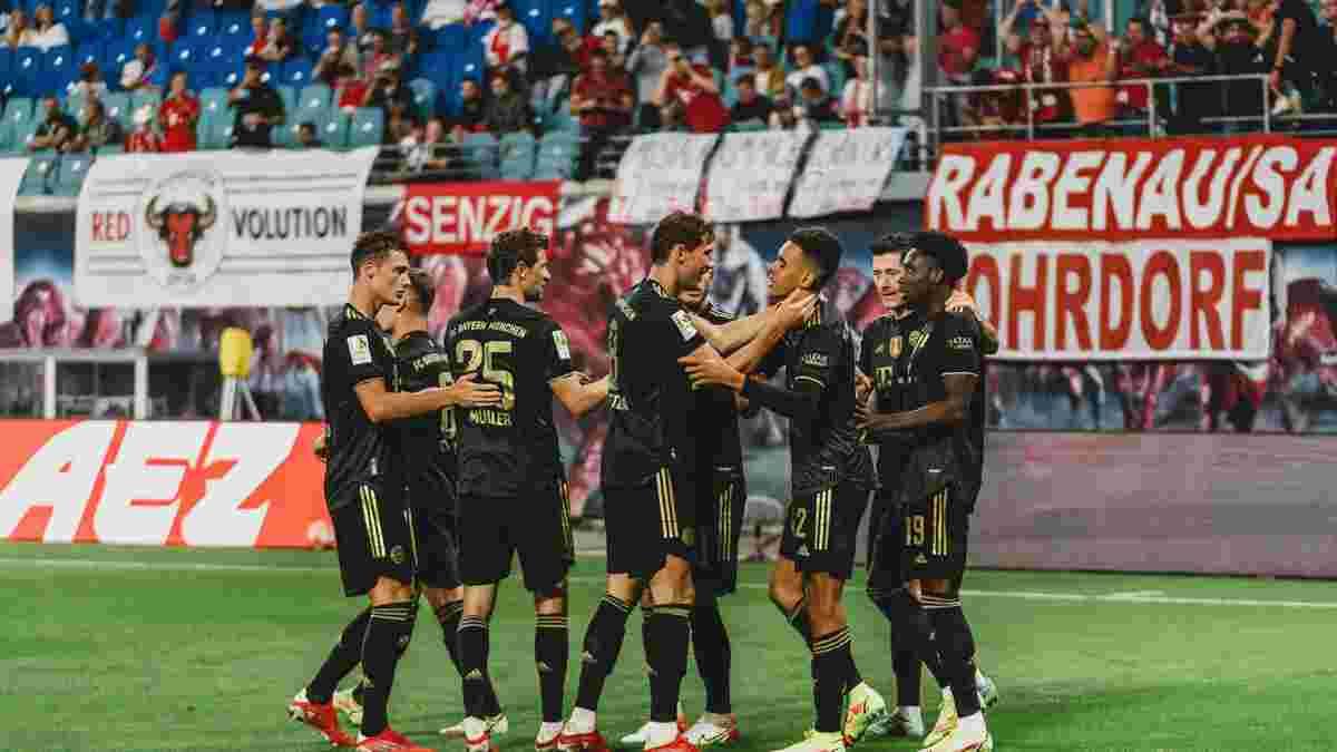 РБ Лейпциг – Баварія – 1:4 – відео голів та огляд матчу