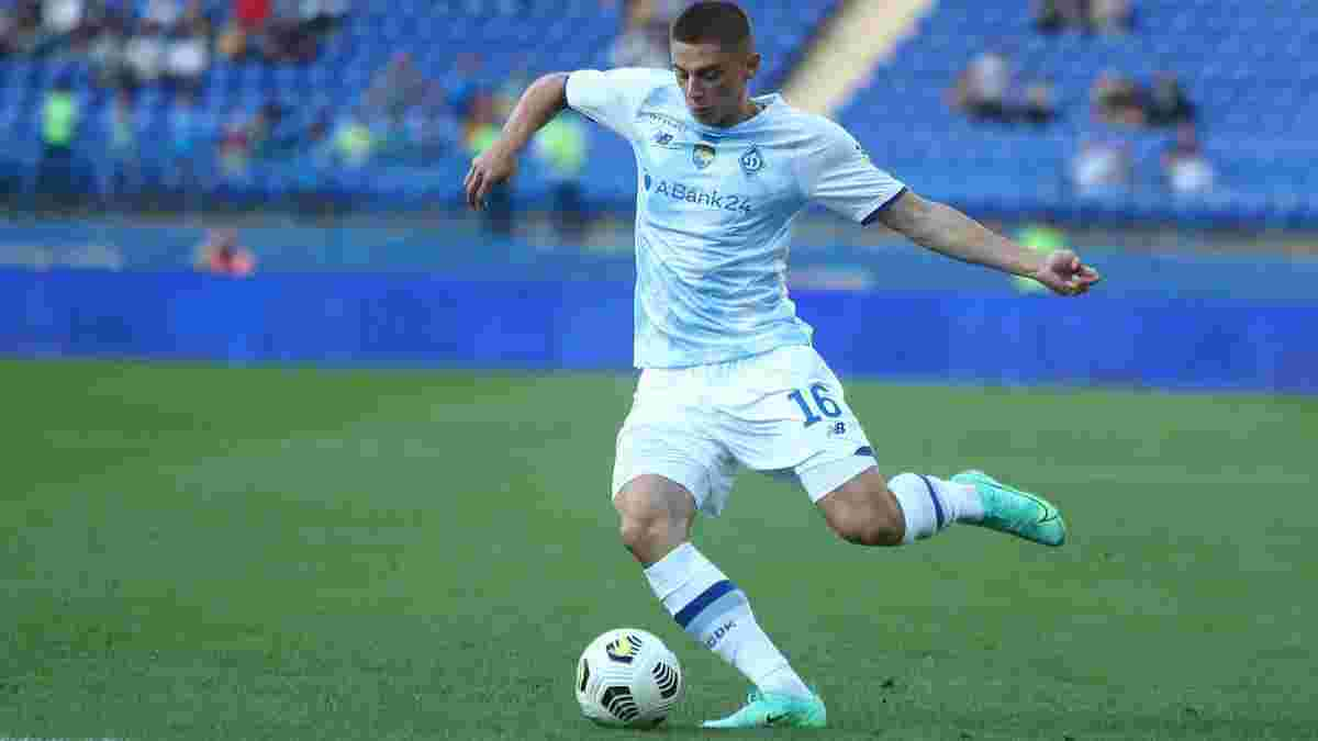 Миколенко назвал главные проблемы Динамо перед стартом в Лиге чемпионов