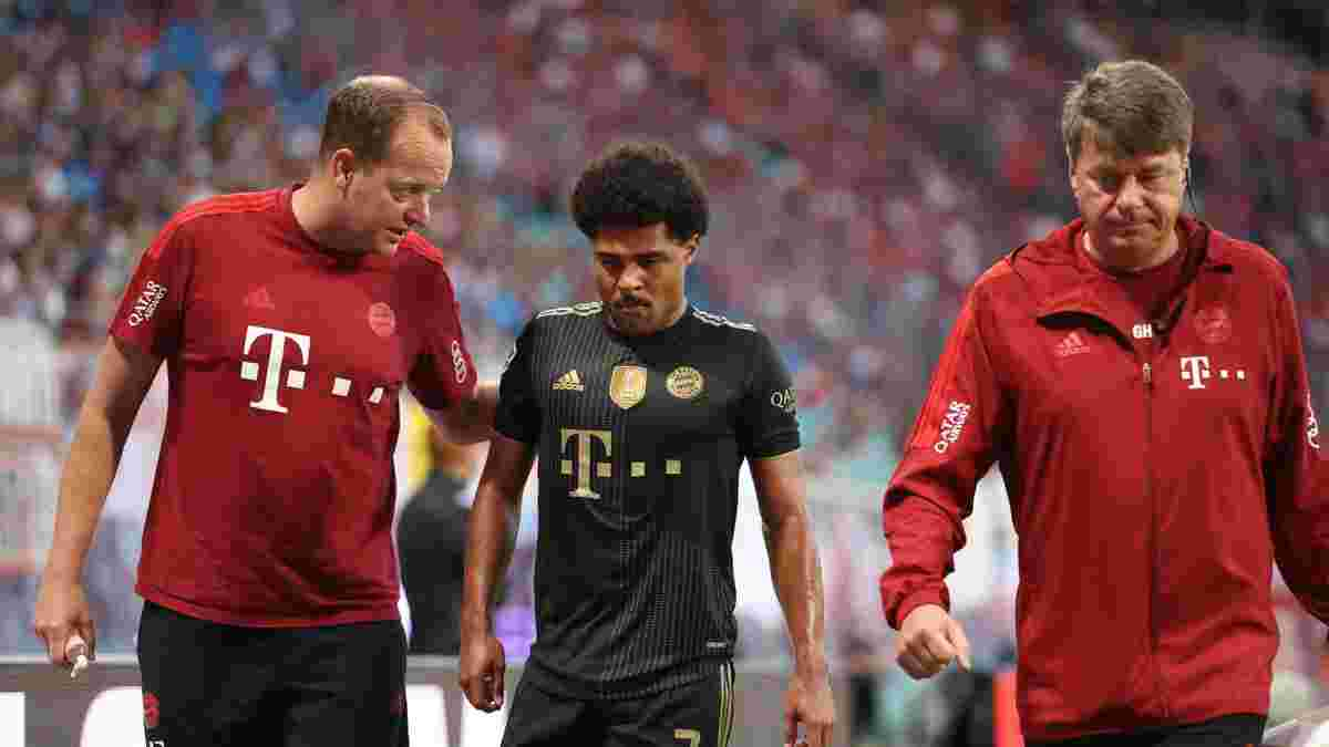 Бавария рискует потерять Гнабри на матч с Барселоной в Лиге чемпионов