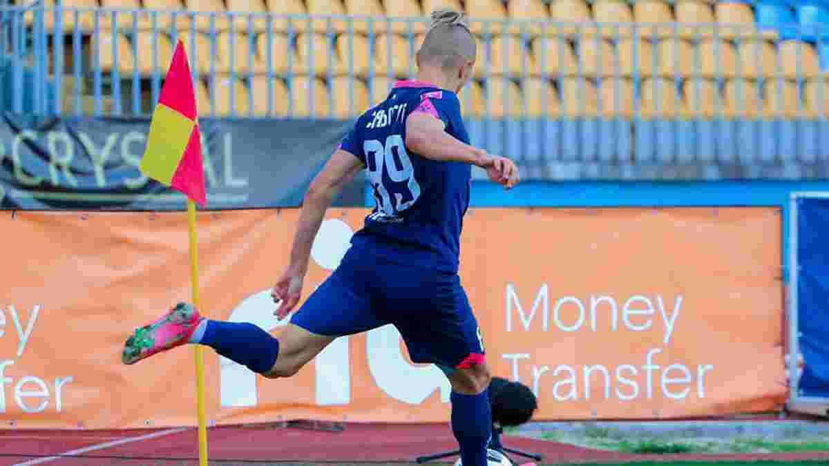 Минай – Черноморец – 2:2 – видео голов и обзор матча
