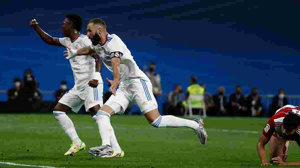 Феерия Бензема и голевой дебют Камавинга в видеообзоре матча Реал – Сельта – 5:2