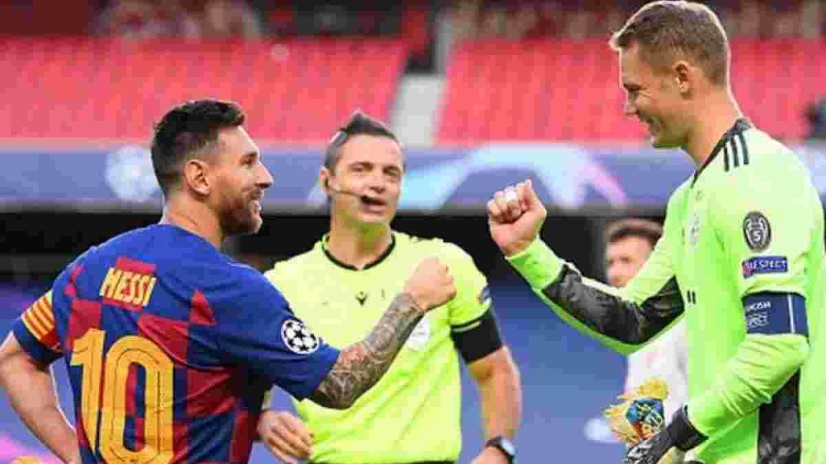 Барселона – Бавария: Мюллер жалеет, что каталонцы остались без Месси