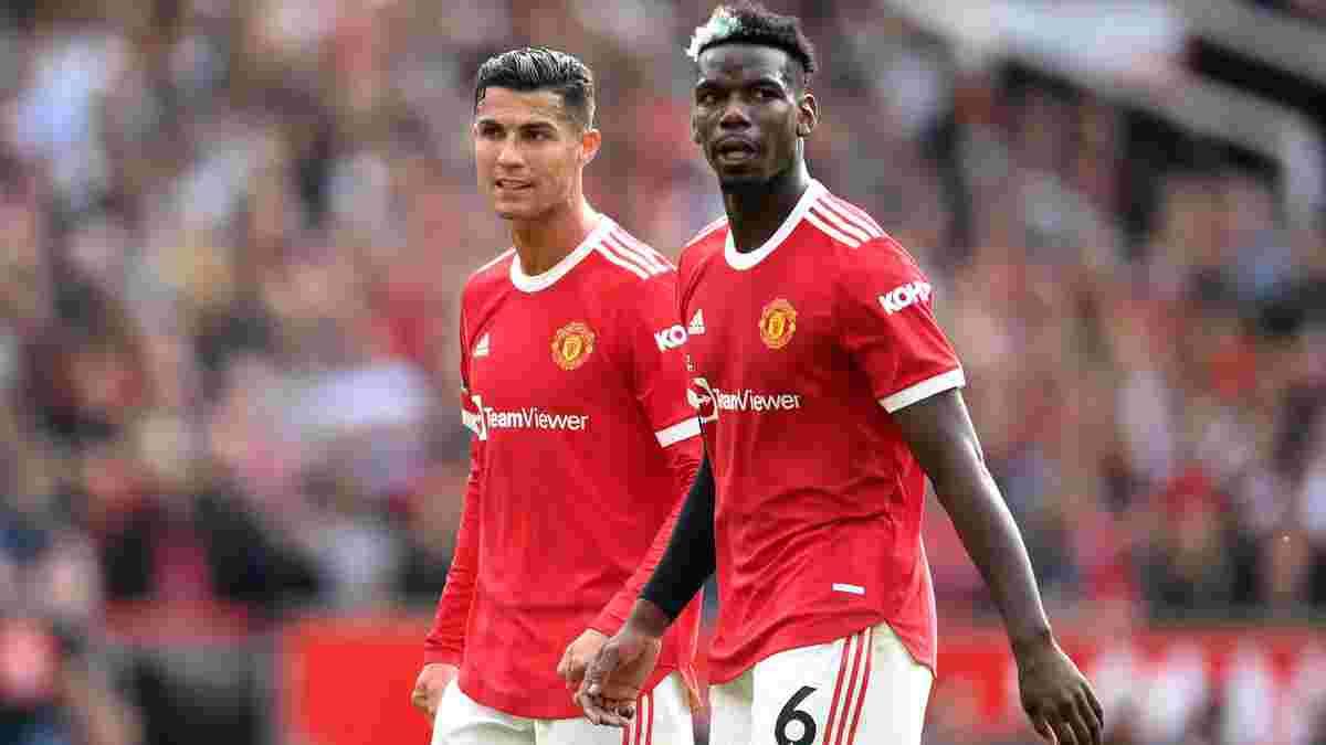 Погба готовий продовжити контракт з Манчестер Юнайтед через Роналду, – The Athletic