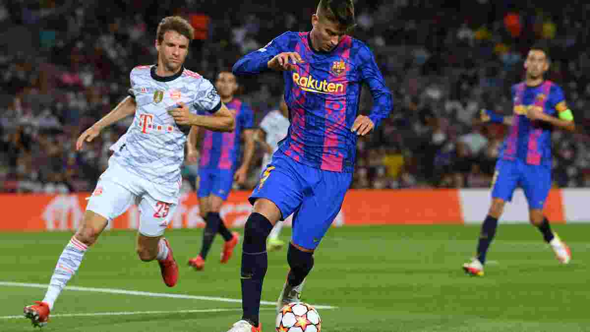 Барселона – Бавария – 0:3 – видео голов и обзор матча