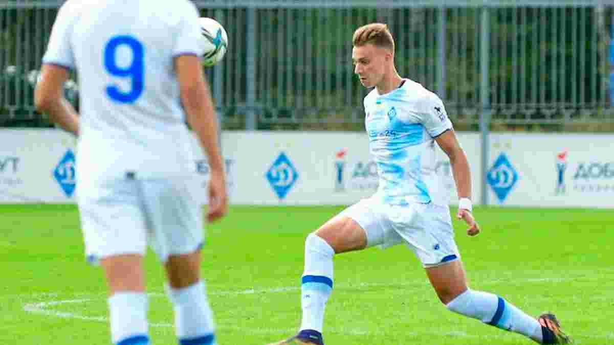 Динамо U-19 – Бенфіка U-19: онлайн-трансляція матчу Юнацької ліги УЄФА