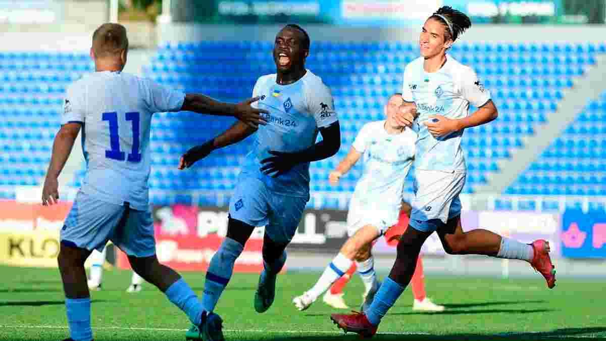 Динамо U-19 знищило Бенфіку U-19 в матчі Юнацької ліги УЄФА – перемога в стилі Петракова з глибинною проблемою