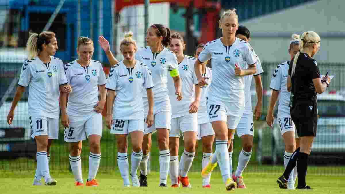 Женская Лига чемпионов: Жилстрой-1 получил топовых соперников в групповом раунде еврокубка