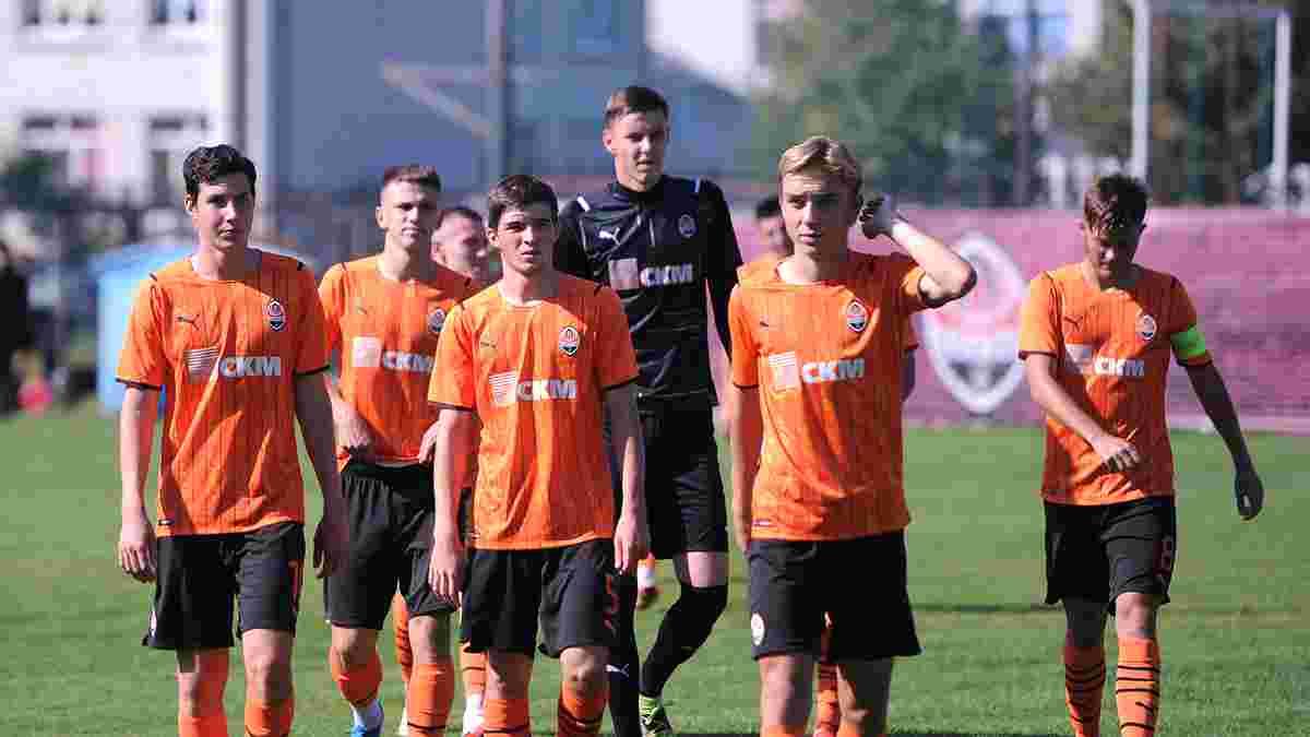 Шериф U-19 – Шахтар U-19: онлайн-трансляція матчу Юнацької ліги УЄФА