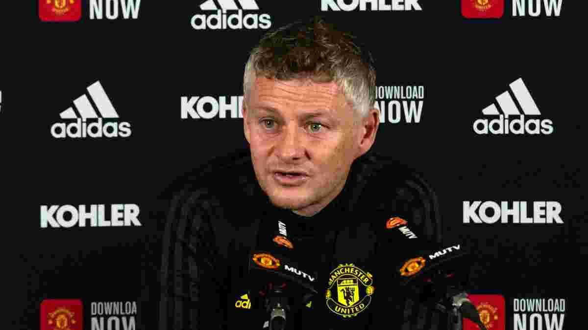 Сульшер оновив для Манчестер Юнайтед завдання в Лізі чемпіонів