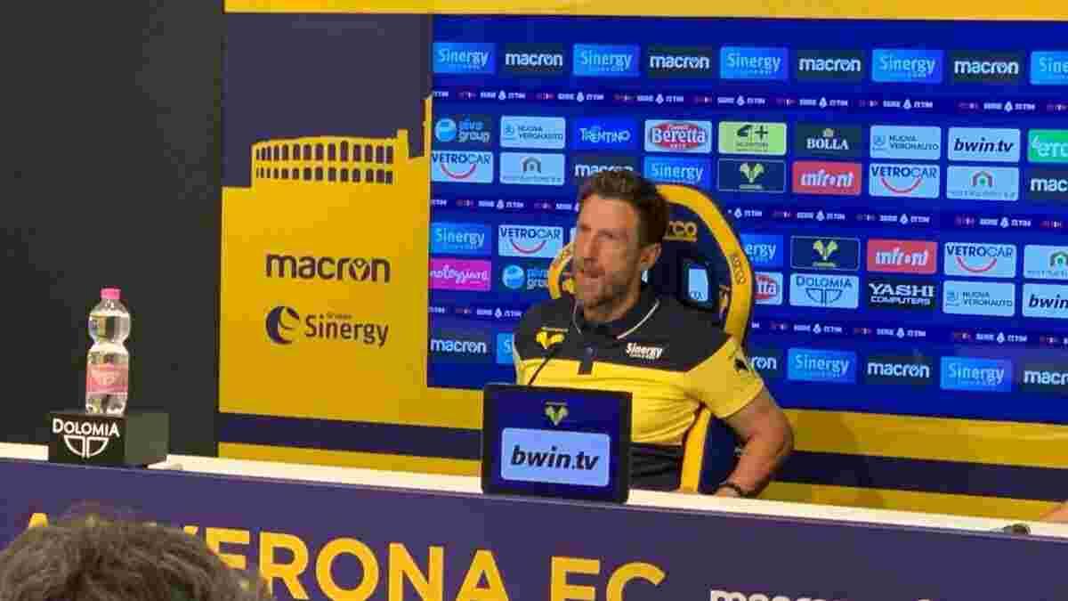 Верона оформила першу відставку сезону в Серії А