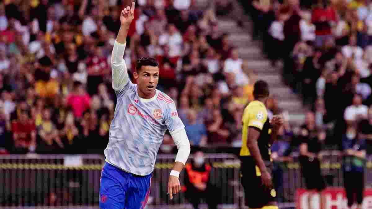 Роналду повторил сразу два феноменальные достижения Месси