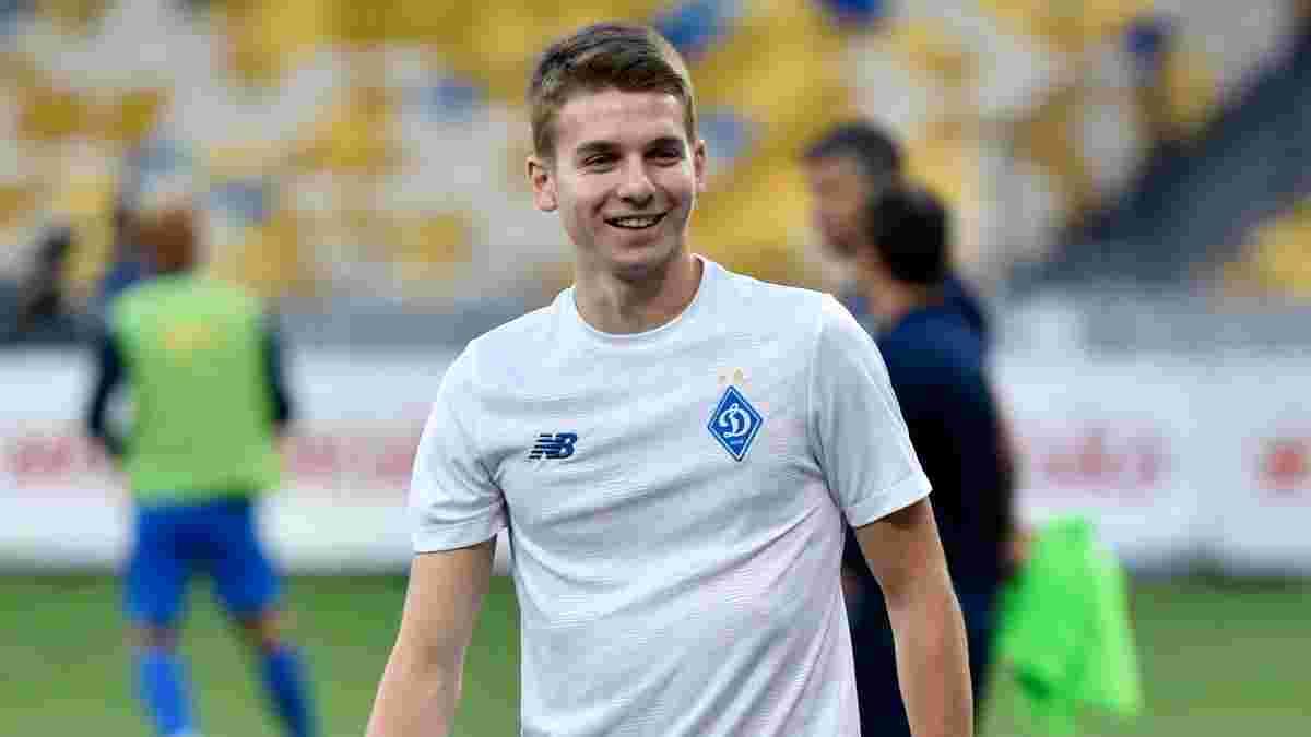 Сирота вказав на головне досягнення Динамо у матчі з Бенфікою