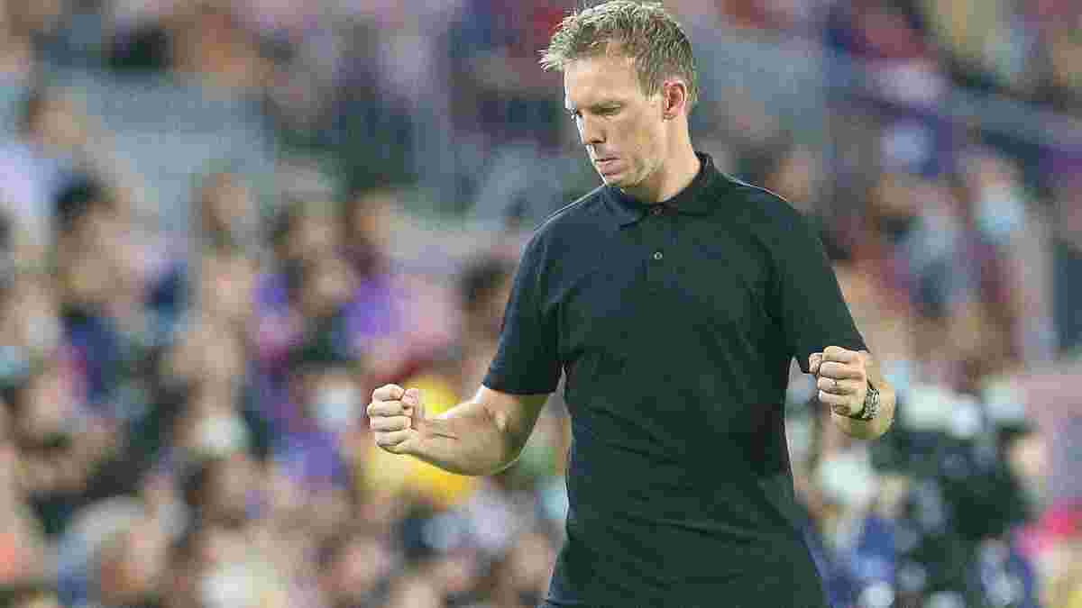 Барселона – Бавария: Нагельсманн нашел негатив в игре мюнхенцев несмотря на разгромную победу