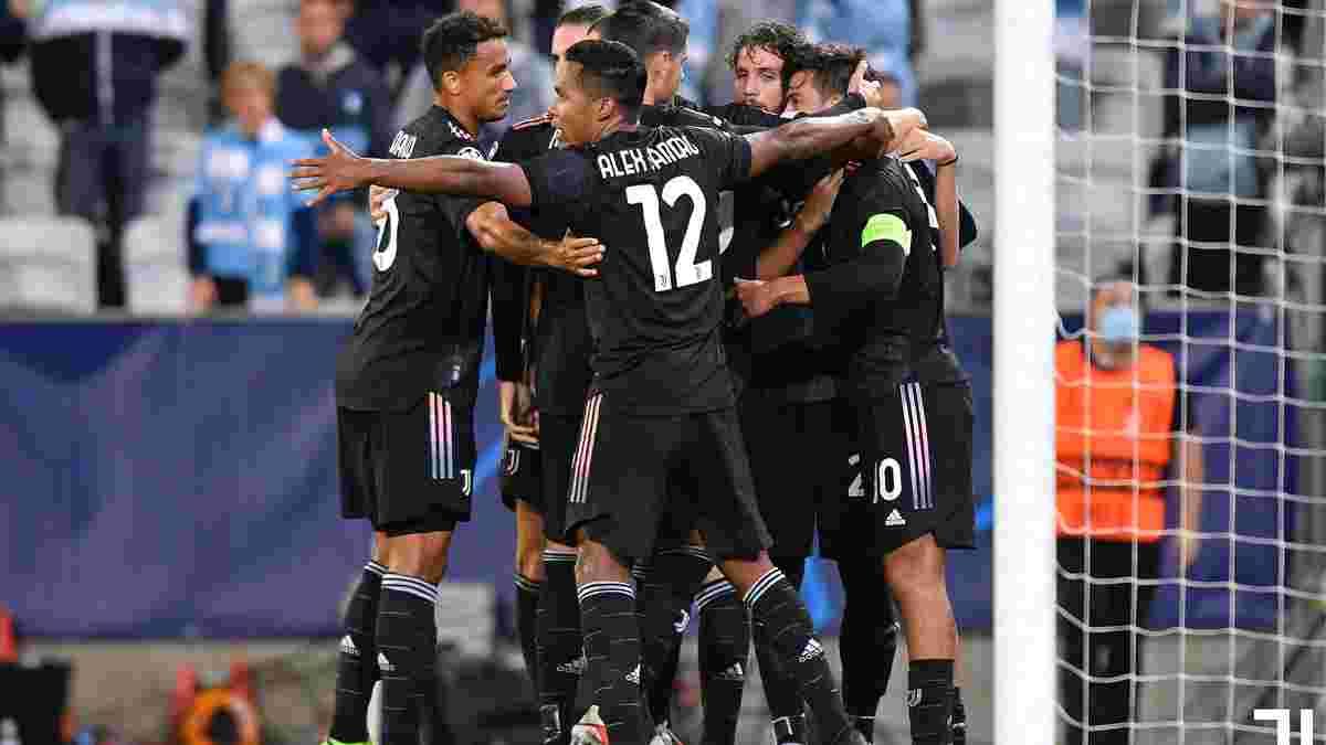 Перша перемога туринців під керівництвом Аллегрі у відеоогляді матчу Мальме – Ювентус – 0:3
