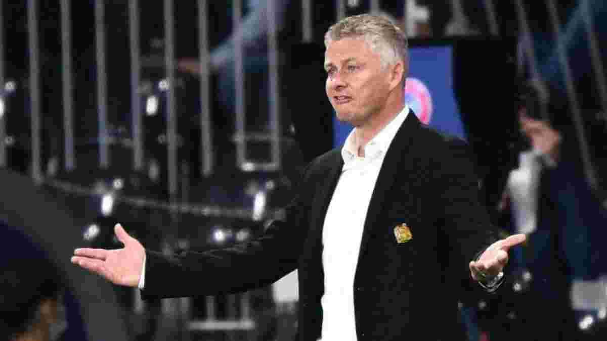Сульшер перевершив Моурінью та ван Гала за кількістю поразок у Лізі чемпіонів на чолі Манчестер Юнайтед