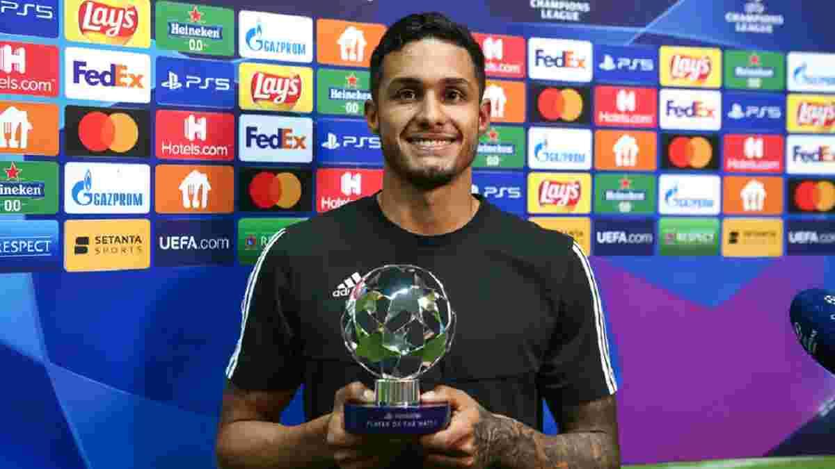 Шериф – Шахтер: УЕФА назвал лучшего игрока матча Лиги чемпионов
