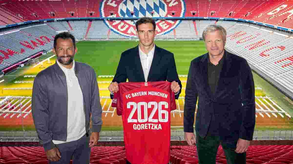 Подарок за избиение Барселоны – Бавария подписала новый контракт со своим лидером