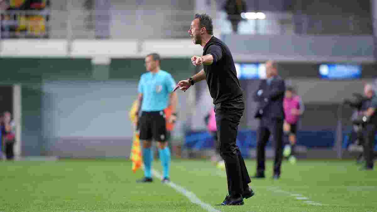 Де Дзерби призвал игроков Шахтера не зацикливаться на следующем матче Лиги чемпионов