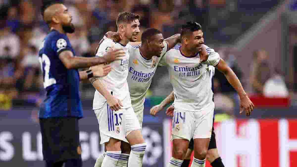 Реал стал кошмаром для итальянских клубов – уникальное достижение мадридцев