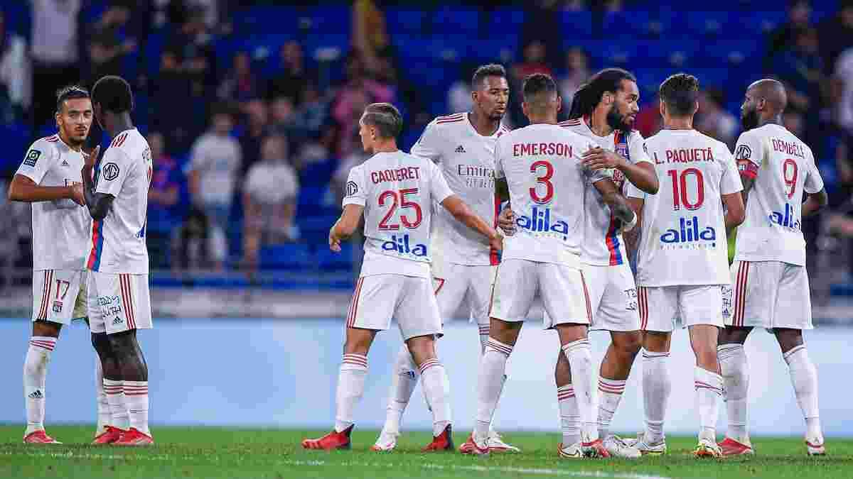 Автобус Ліона понівечили перед матчем Ліги Європи – акт вандалізму приписують фанатам суперника