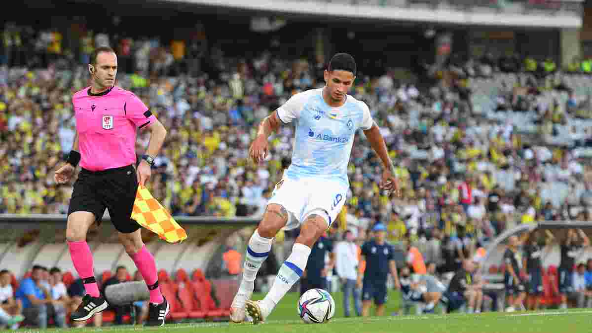 Рамірес досі не повернувся в Динамо через коронавірус