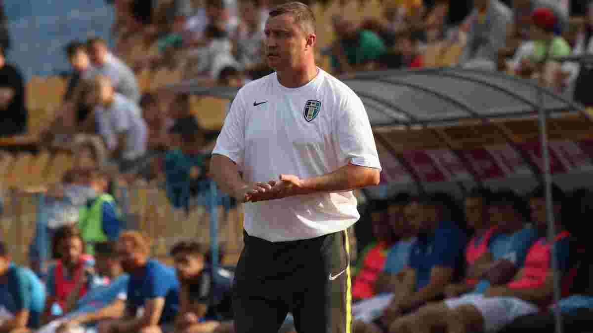 Гура озвучил цель Александрии на сезон перед противостоянием с Динамо