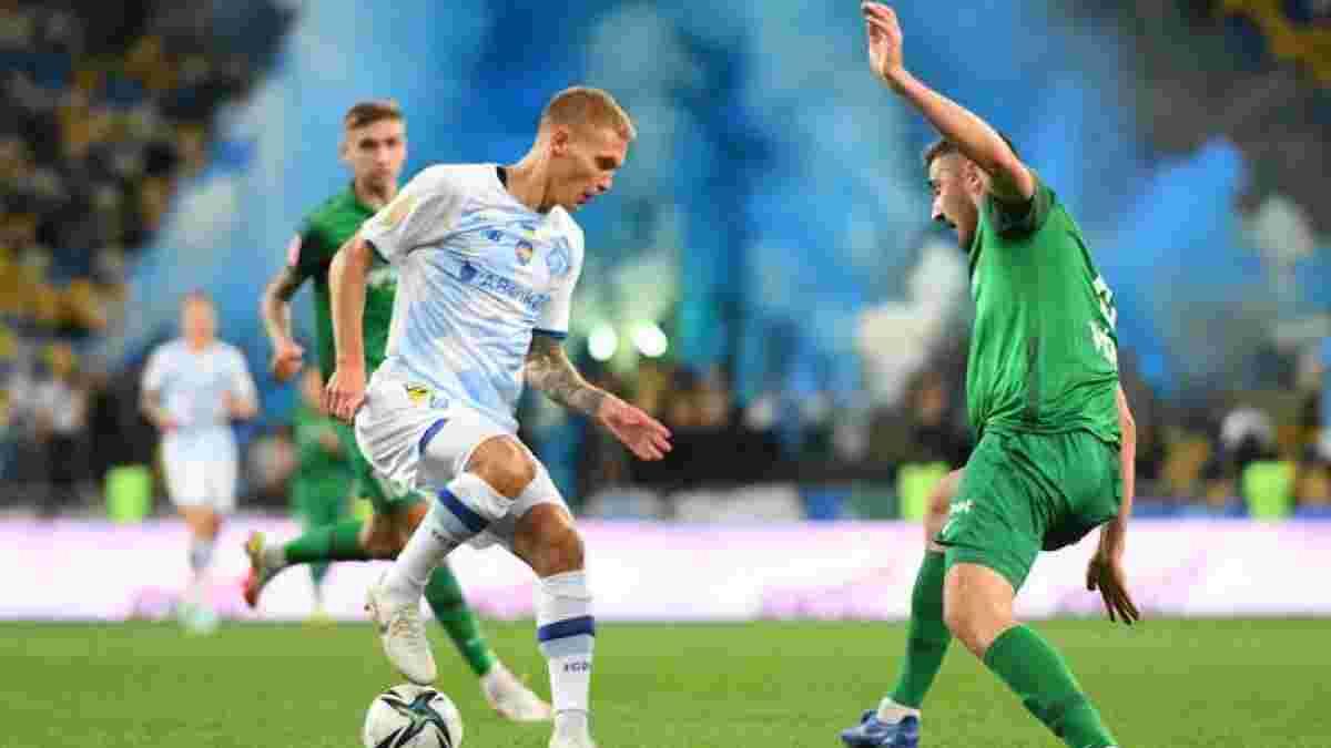 Вымученная победа киевлян благодаря VAR в видеообзоре матча Динамо – Александрия – 1:0