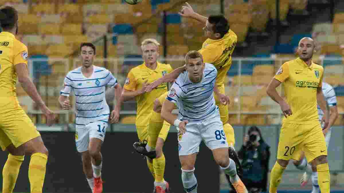 Динамо – Олександрія: онлайн-відеотрансляція матчу УПЛ – репетиція перед дуеллю з Шахтарем за Суперкубок