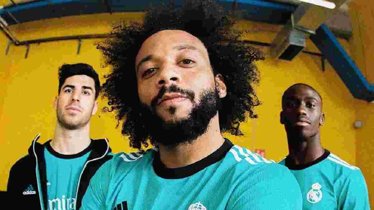 Реал презентував третій комплект форми на сезон 2021/22