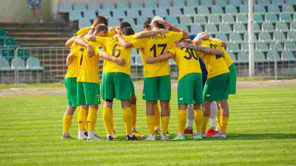 Краматорськ опинився у полоні коронавірусу – два матчі Першої ліги перенесли