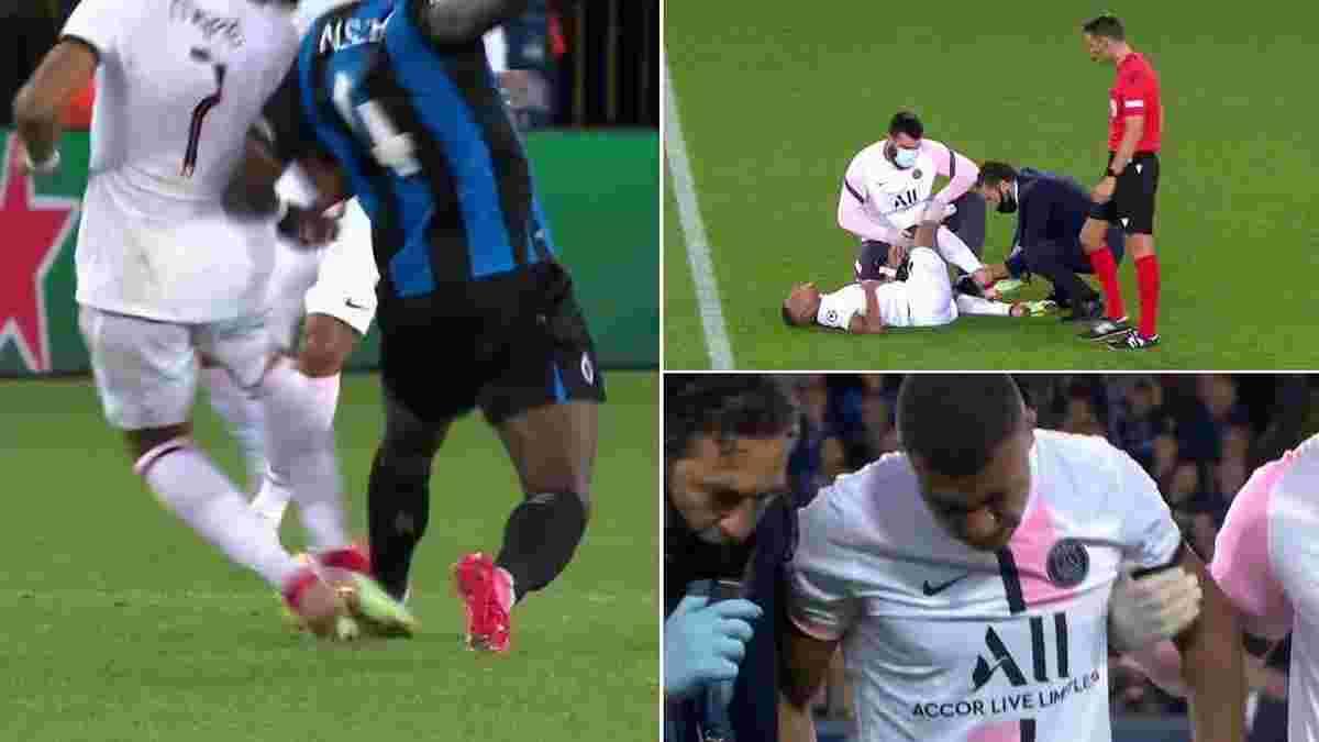 Мбаппе уник серйозної травми, але може пропустити матч з Ліоном