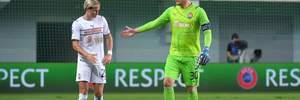 Динамо, Шахтер и Заря выдали второй худший старт украинских клубов в еврокубках