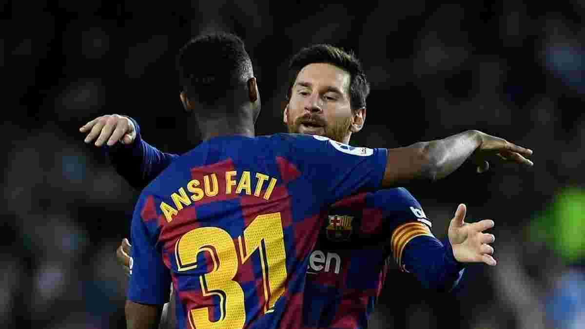 Месси предлагал Барселоне продать молодых игроков, чтобы остаться в клубе – каталонцы могли остаться без наследника Лео