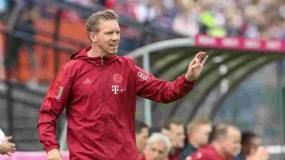 Нагельсманн закликав до революційних змін у футболі – наставник Баварії надихнувся прикладом з Америки