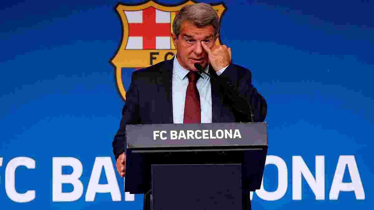 """""""Вы меня разочаровали"""": Лапорта свирепствовал после позорного поражения Барселоны – Месси и Ко досталось в раздевалке"""