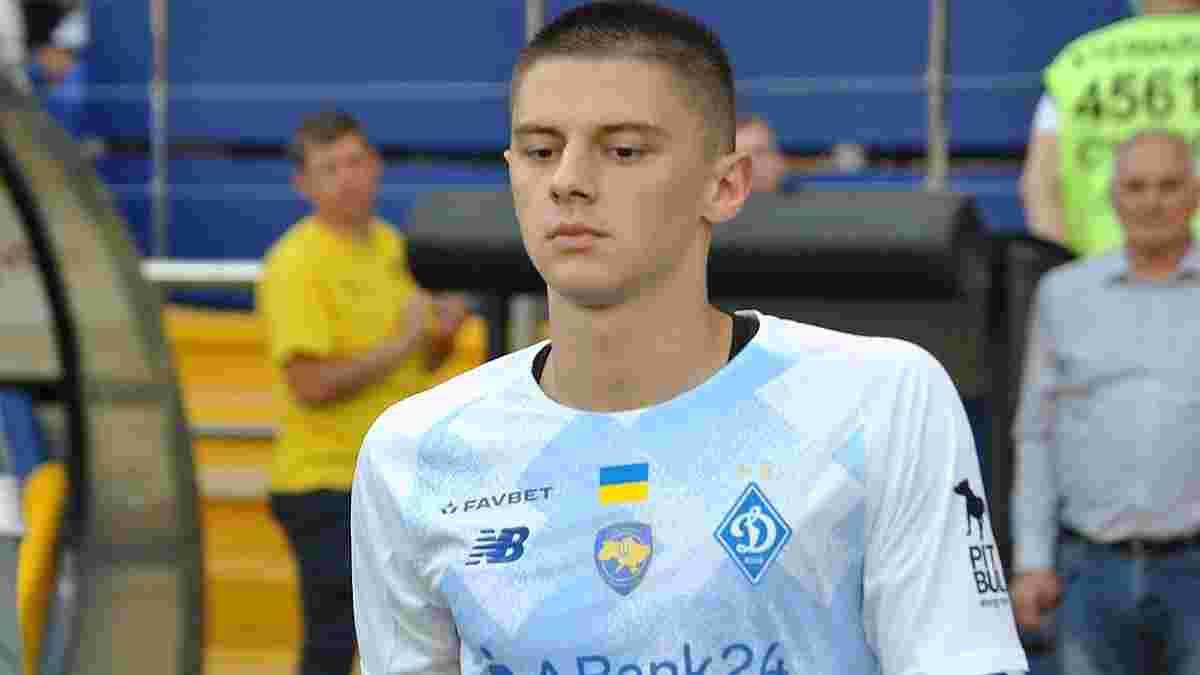 Миколенко зізнався, чому досі не покинув Динамо
