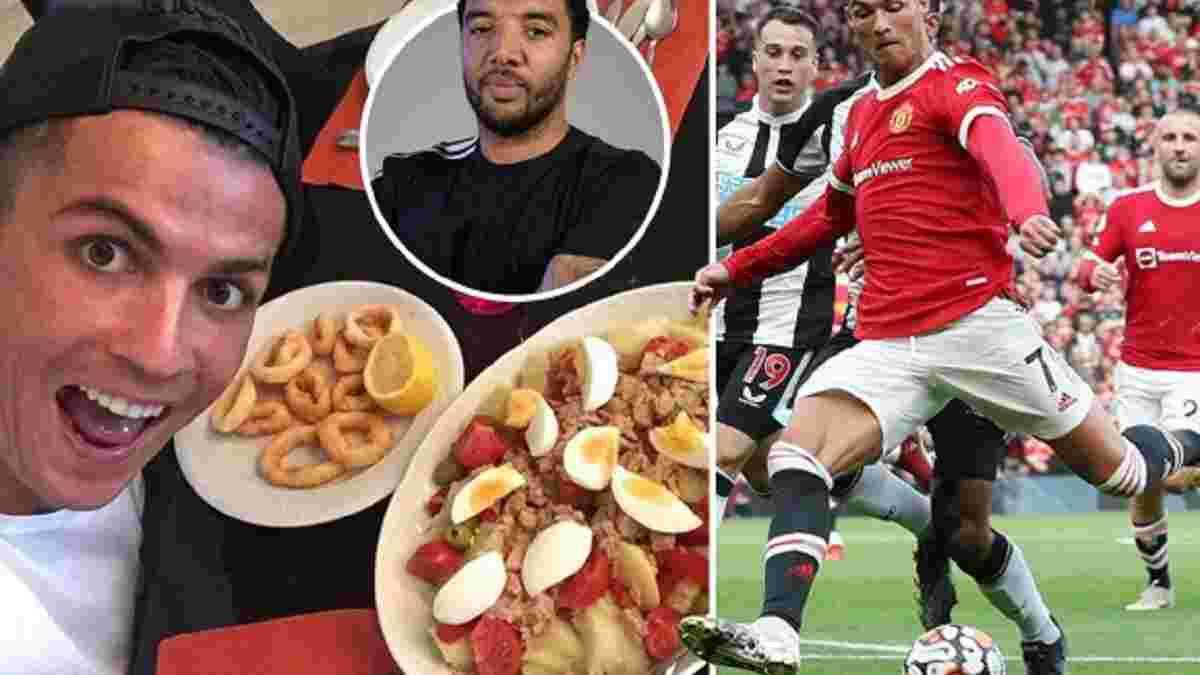 """""""Если бы я увидел, что Роналду ест лошадиное дерьмо перед матчем – тоже начал бы его есть!"""" – Дини"""