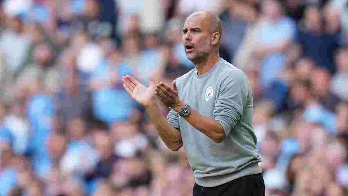 Гвардіола відшукав чимало проблем Манчестер Сіті після фіаско зі Саутгемптоном
