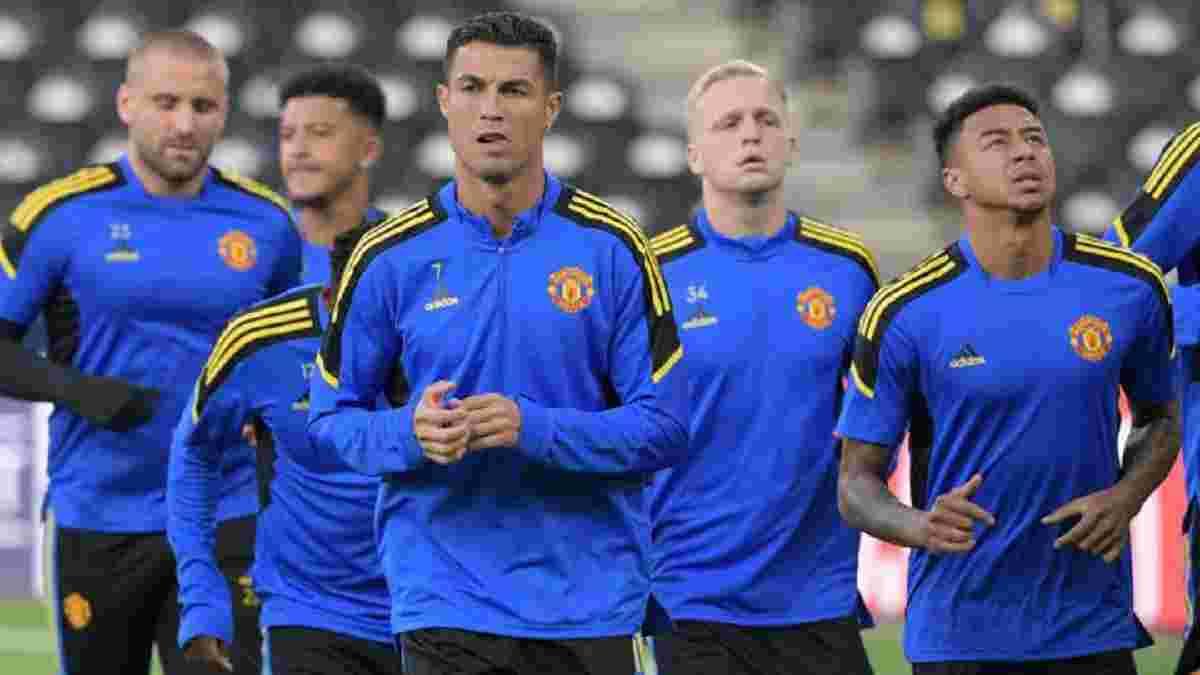 Манчестер Юнайтед готує серйозну чистку заради підписання топ-партнера для Роналду і Ко