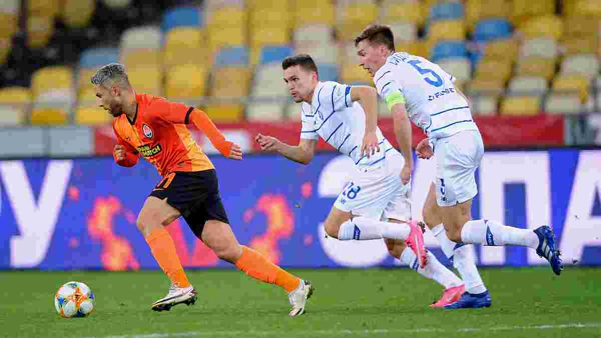 Шахтар – Динамо: прогноз на матч за Суперкубок України-2021