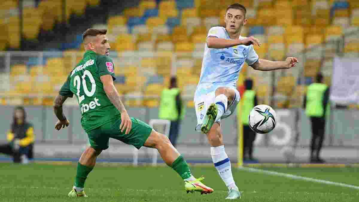 Миколенко зізнався, який слід в історії Динамо хотів би залишити