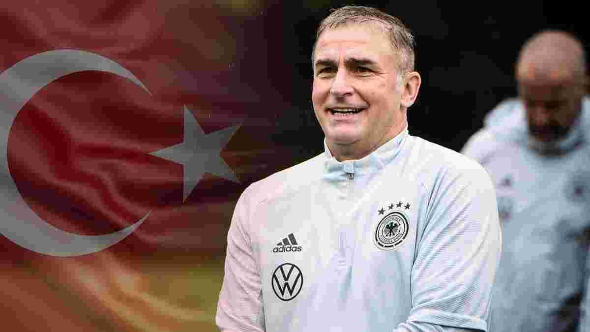 Туреччина офіційно призначила нового тренера збірної – Шевченко програв конкуренцію німцю